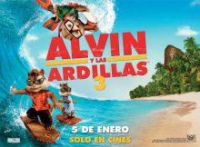 Alvin ardillas 3 peliculas infantiles