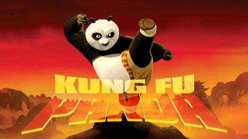 Kung Fu Panda 2008 peliculas infantiles