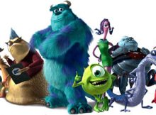 Monsters INC Monstruos SA peliculas infantiles
