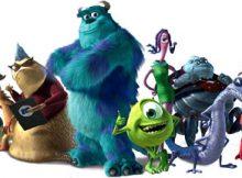 Monsters INC Monstruos SA peliculas infantiles