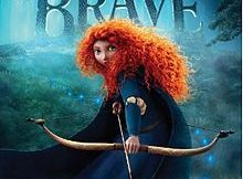 brave (indomable) - peliculas infantiles