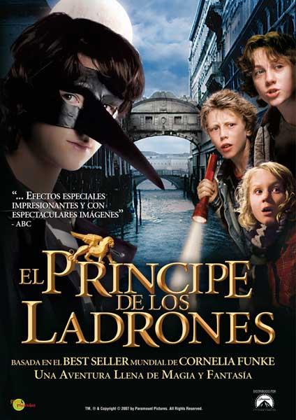 el principe de los ladrones - peliculas infantiles