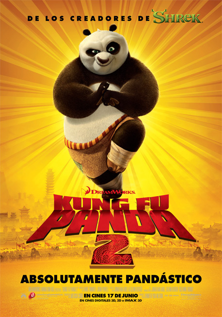 kung fu panda 2 - peliculas infantiles